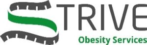 Logo for STRIVE obesity services study